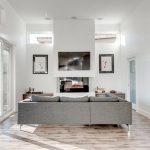 Home Improvement White Living Bedroom