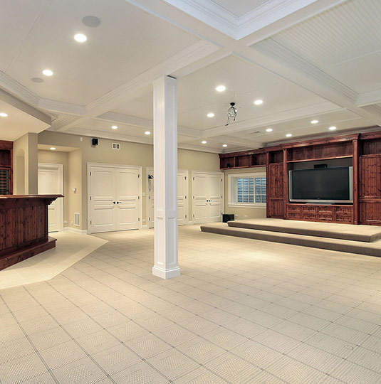 Need Basement Renovation In Toronto? Hire ALBO Reno