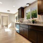 Main Floor Side Kitchen