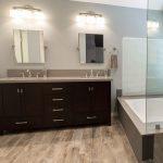Master bedroom bathroom upgrade