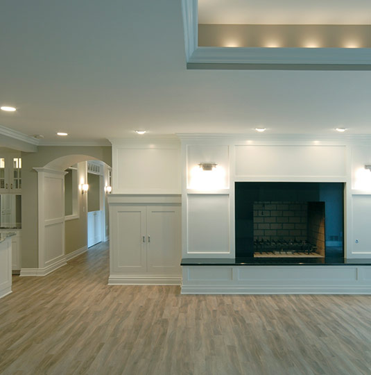Toronto Flooring For Basement By ALBO Renovation Contractors