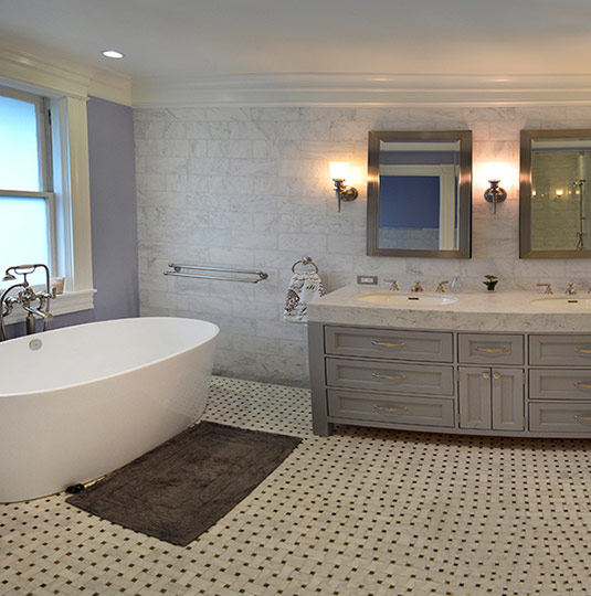 Bath Tub Design Remodeling
