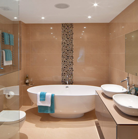 Bathroom tiles and tubs ideas
