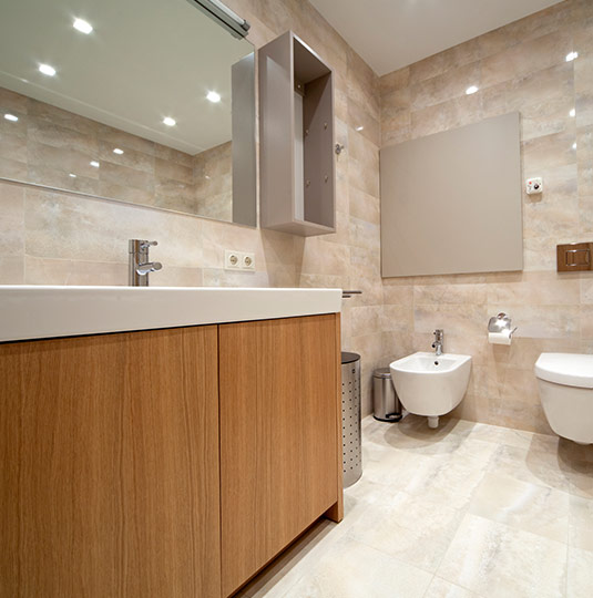 Ideas for your bathroom