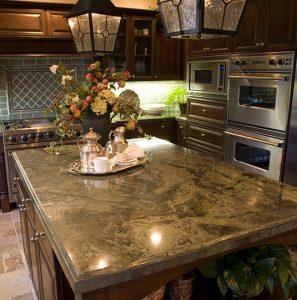 Granite Kitchen Countertop Efficiency